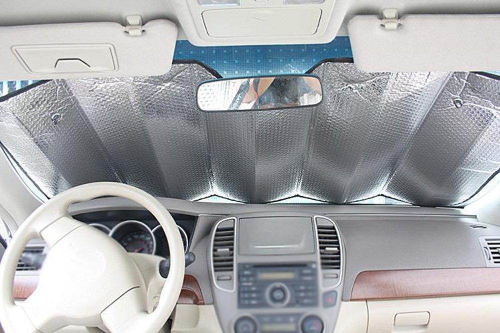 70cm Dosige Seitenscheibe Sonnenschutz Auto Seitenscheibe Heckscheibe Sonnenblende Auto Innen 140