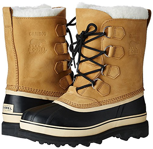 SOREL Men's Caribou Buff 7.5 D - (Sorel Caribou Wool)