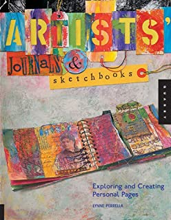 artists journals and sketchbooks exploring and creating personal pages - True Colors Book