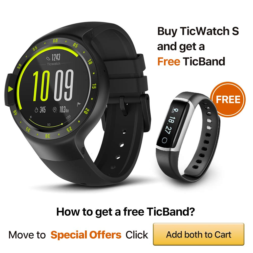how to install android wear on ticwatch