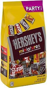 Hershey's Chocolate Candy Assortment, 35.9 Oz