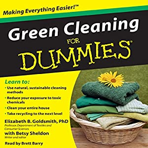 Green Cleaning for Dummies Audiobook