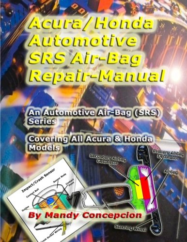Acurahonda automotive srsairbag repair manual automotive airbag acurahonda automotive srsairbag repair manual automotive airbag srs series mandy concepcion 9781466388352 amazon books fandeluxe Images
