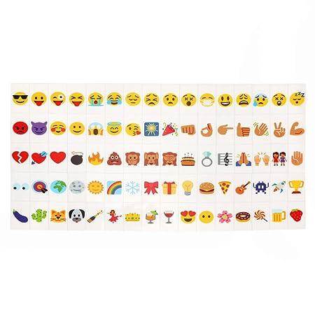 Coloful letras y símbolos, Y56 A3 A4 A5 color Emoji letras ...