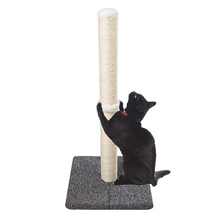 Dimaka - Rascador para Gatos de 73,66 cm de Alto con Cuerda de ...