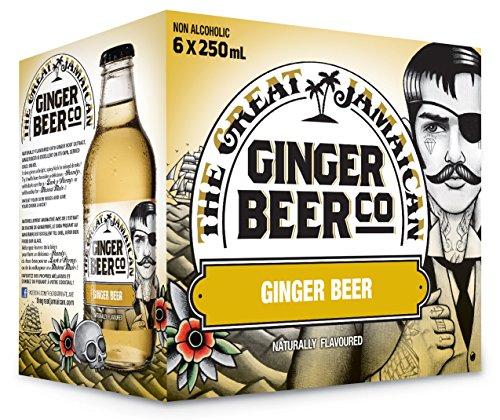 - Ginger Beer