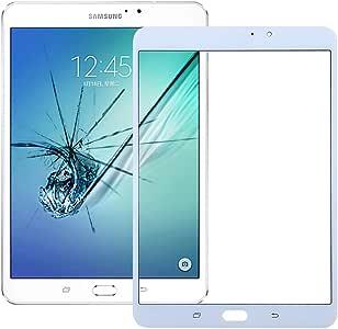 MEIHE-Parts Repuestos Nuevo para Samsung Galaxy Tab S2 8.0 / T713 Pantalla Frontal Lente de Vidrio Exterior Reparacion de telefono Roto. (Color : Blanco): Amazon.es: Electrónica