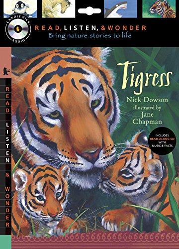 Tigress with Audio, Peggable: Read, Listen, & Wonder