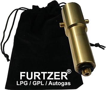 Furtzer® LPG GLP GPL Autogas Reservorio Adaptador M10 Bayoneta ...
