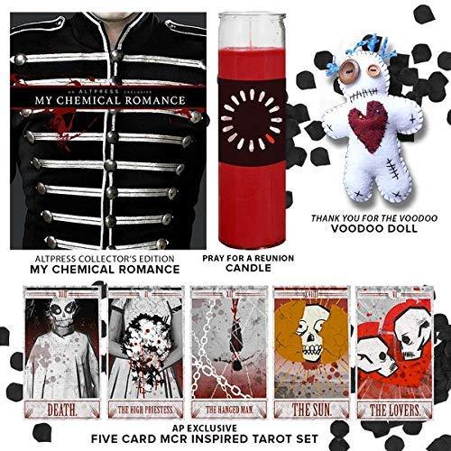 My Chemical Romance Black Box Bundle - AltPress Collector