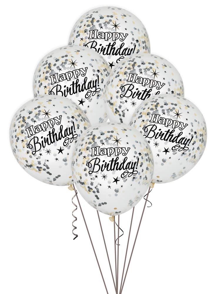 Konfetti-Luftballons