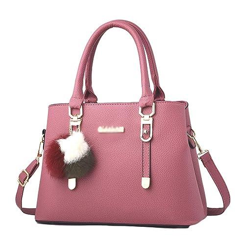 5c9fa112713a8 YAANCUN Women Handbag Large Bag Retro Tote Handbags Fashion Female Shoulder  Bag  Amazon.co.uk  Shoes   Bags