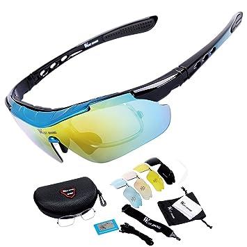 Extérieur cool change lunettes de sport lunettes de soleil polarisées lunettes de vélo pour homme et femme dWHg5ML3tf