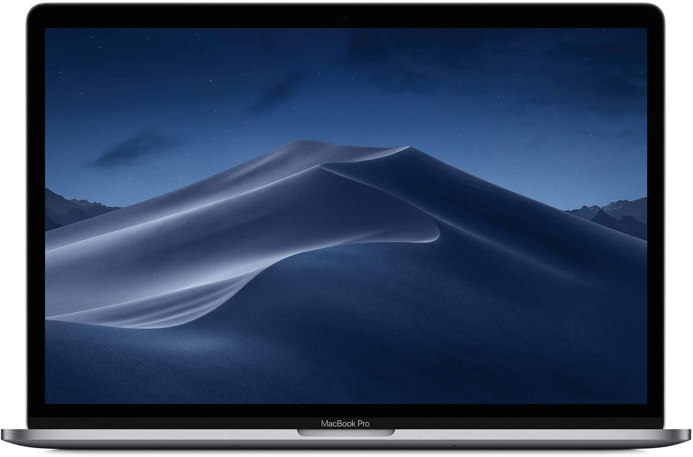 Apple MacBook Pro (15-inch, 2.6GHz 6-core 9th-Generation Intel Core i7 Processor, 256GB) - Space Gray (Renewed)