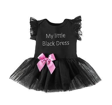 d176a2e3d Amazon.com  Ganz My Little Black Dress  Clothing