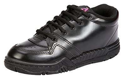 cheap footaction Rex Black School Shoes for Boys cheap sale visa payment outlet wiki clearance pre order latest collections for sale MpV3a