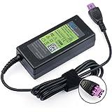 KFD Adaptador Cargador para HP Deskjet 6520 6840 6940 6980 D2660 D2663 F4200 HP Officejet 7000 6500 J4580 J4680 0957-2271 0957-2105 0950-4476 0957-2230 0957-2259 Fuente de alimentación Impresora HP Photosmart 8750 C5100 0957-2289 0957-2242 - 32V 1560ma