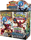 Best Pokemon Booster Boxes - Pokemon XY Steam Siege Booster Box New Sealed Review