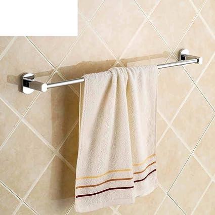 Todo-cobre barra de toalla/solo polo/Barra de colgar de baño de