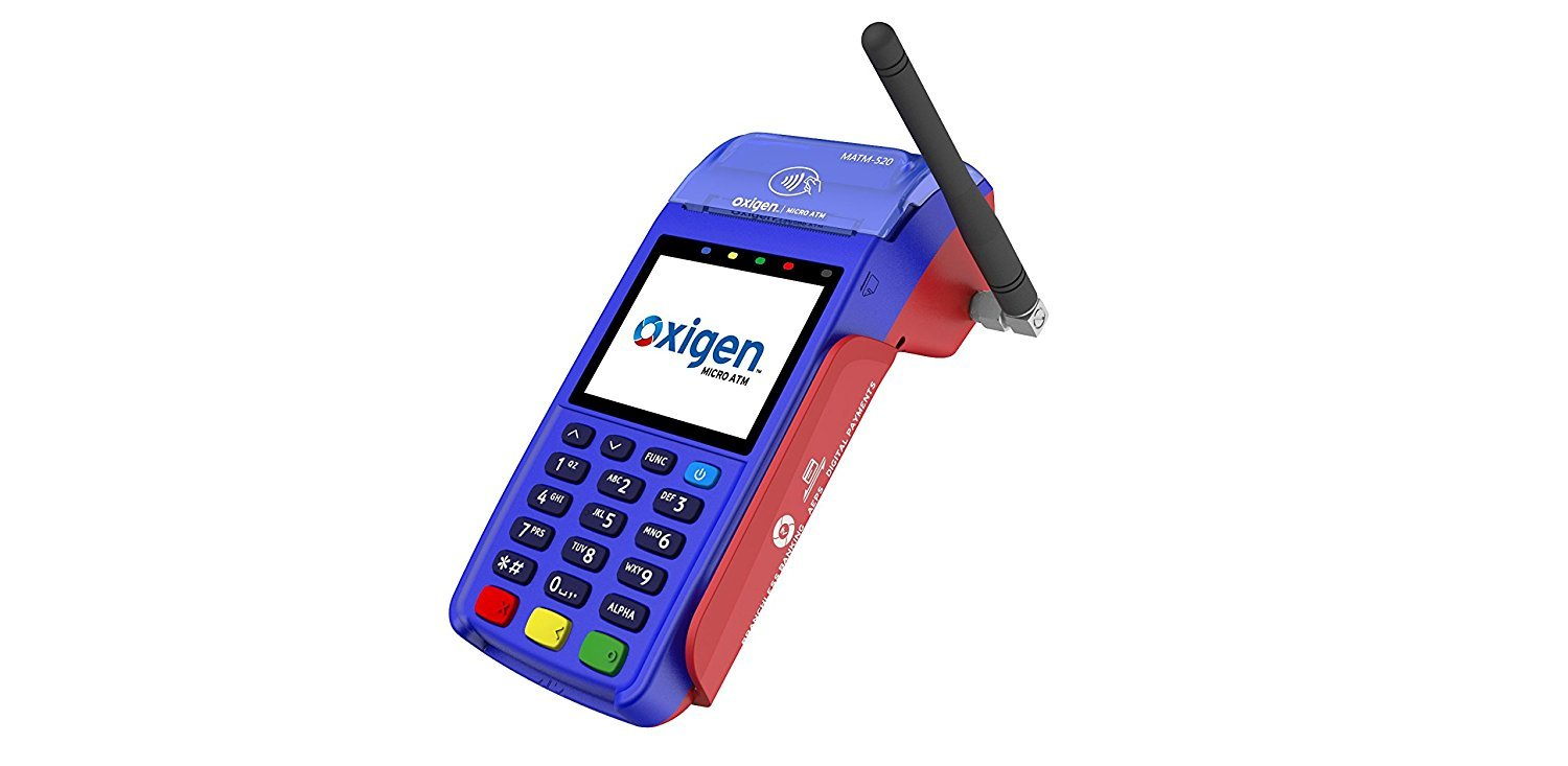 Oxigen Micro ATM Machine: Amazon in: Computers & Accessories