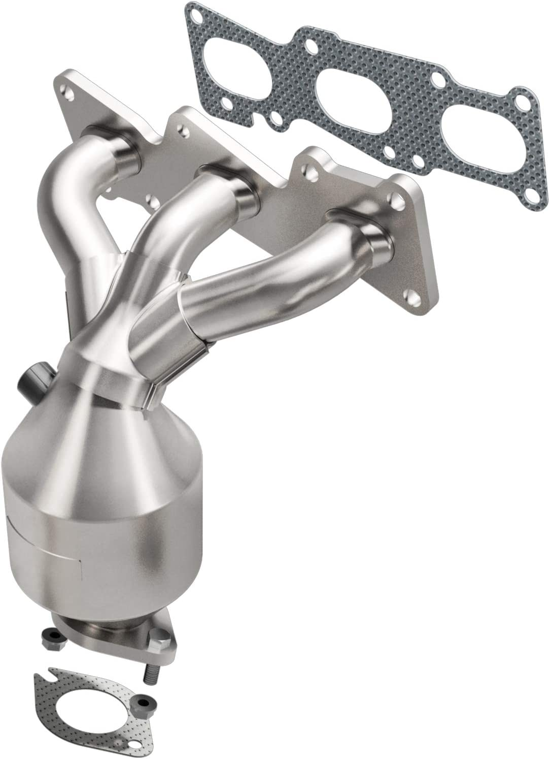 Non CARB compliant MagnaFlow 50757 Direct Fit Catalytic Converter