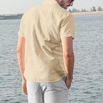 Vectry Rojas Ropa Polo Hombre Camiseta Deporte Hombres Ropa Hawaiana Hombre Camiseta Termica Hombre Azul Camiseta Lino Hombre Camiseta Manga Corta Hombre Ropa: Amazon.es: Ropa y accesorios