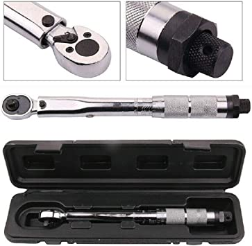 "1//4/"" drive click torque wrench 5-25Nm 4-18 ft//lbs"