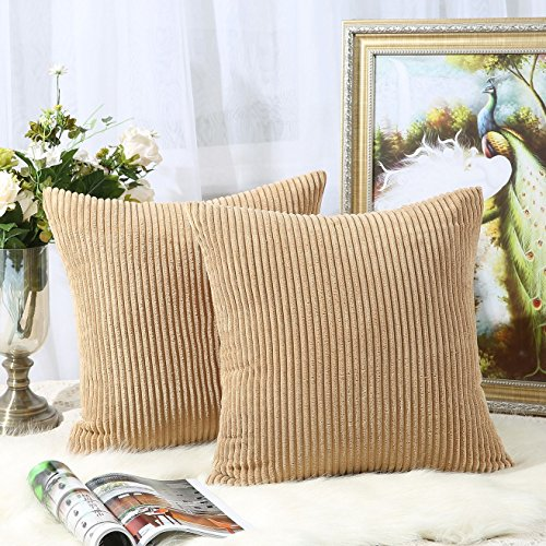 Miaote Pack of 2 Decorative Throw Pillow