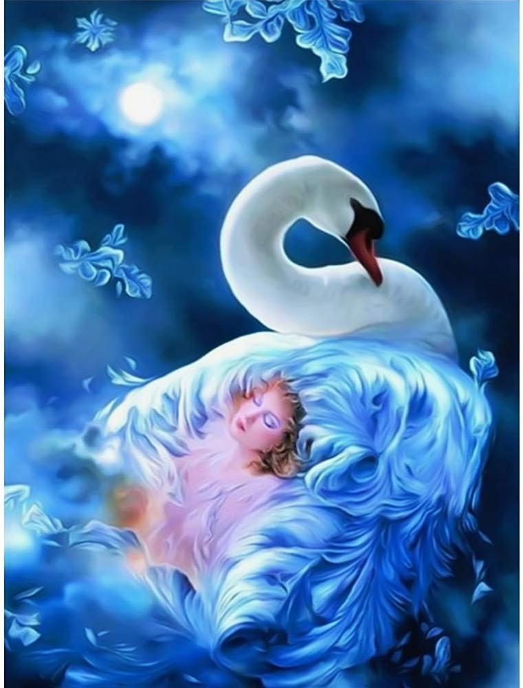 Fantasy Wunderland Elf Tal 5D Diamante Painting Pieno Disegno Full Drill Grande DIY Ricamo Croce Punto Foto Soggiorno Sunnay Diamond Painting