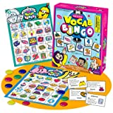Say & Do Vocabulary Bingo Game - Super Duper Educational Learning Toy for Kids