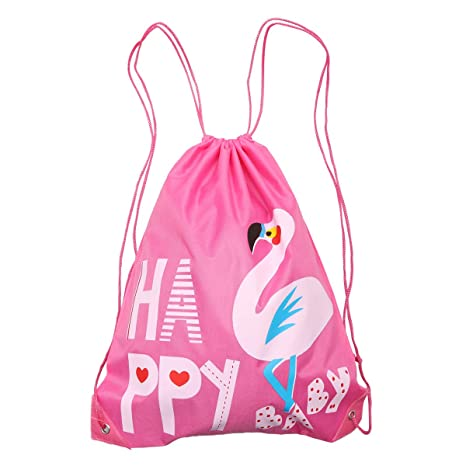 Amazon.com: FENICAL Mochilas con cordón de unicornio Cinch ...