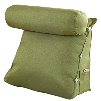 Backrest Cushion Wedge Pillow Back Cushion Lumbar Pad Office Chair Rest Pillow