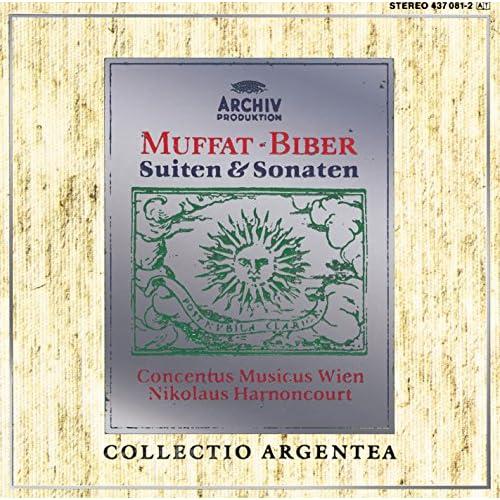 Muffat Florilegium Secondum Fasciculus 8