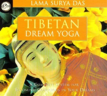 Tibetan Dream Yoga by Lama Surya Das: Lama Surya Das: Amazon ...