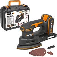 WORX WX822 Multischuurmachine 20 V 2,0 Ah (1 Bat), 20 V