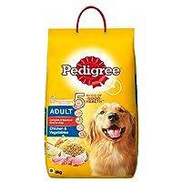 Pedigree Dry Dog Food, Chicken & Vegetables for Adult Dogs – 6 kg