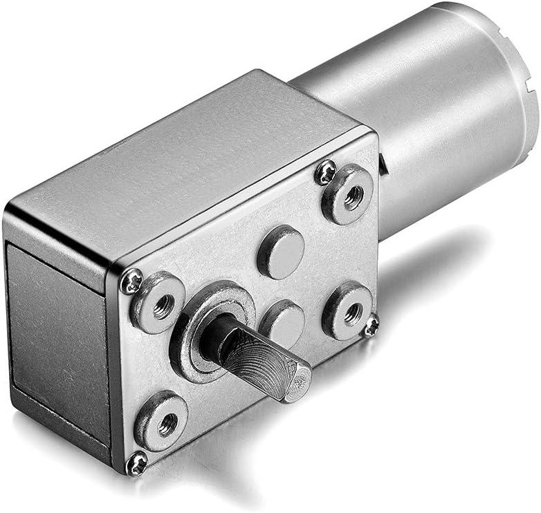 12 V 15 U//min 6 mm Schaft Turbinen-Motor hohe Drehmomente