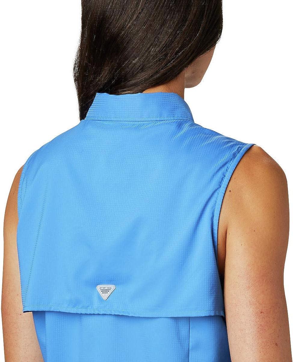 Columbia Womens Tamiami Sleeveless Shirt
