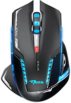 Eblue Mazer II - budget wireless gaming mouse