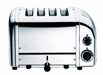 Amazon Dualit 4 Slice Toaster Chrome Kitchen & Dining