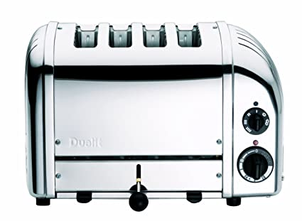 1f432820b16c Amazon.com  Dualit 4 Slice Toaster