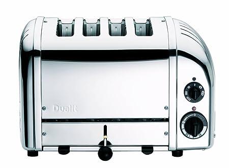 Dualit 4-Slice Toaster, Chrome <span at amazon