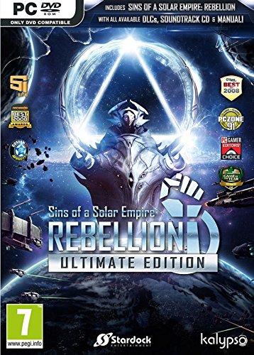 Free Sins of a Solar Empire: Rebellion Ultimate Edition