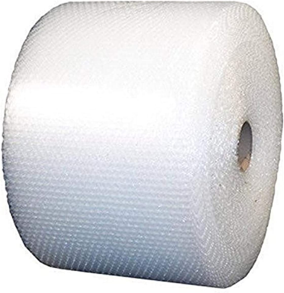 """USPACKSHOP up-12-175-15 175' 3/16"""" Small Bubble Cushioning Wrap Perforated Every 12"""", 12"""" Wide : Office Products"""