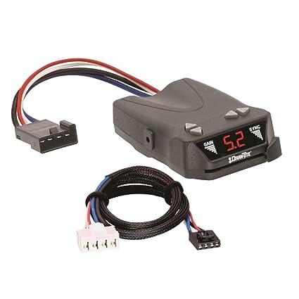 amazon com: activator 4 5504 trailer brake controller for 15-16 dodge ram  1500 2500 3500: automotive