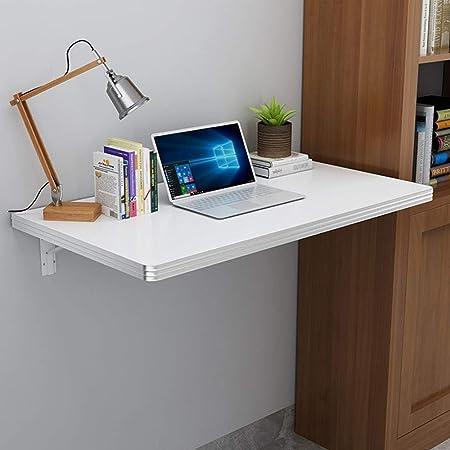 ZXYY Mesa de Pared Plegable Mesa para computadora portátil Mesa de ...