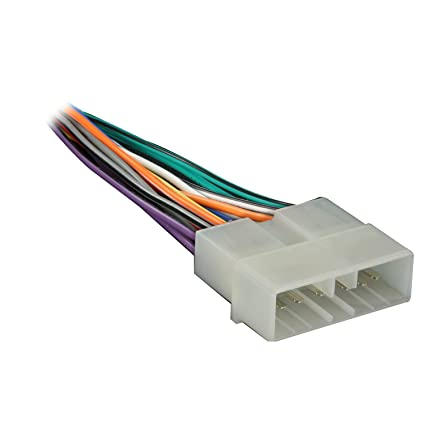 metra wiring harness metra image wiring diagram amazon com metra 70 1002 radio wiring harness for jeep eagle 1988 on metra wiring harness