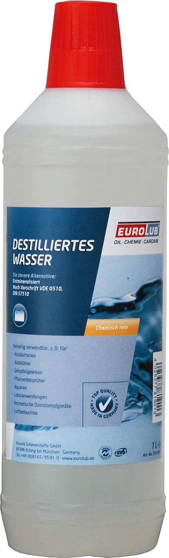 Eurolub Eau distillé e 1 l EUROLUB GmbH 819001