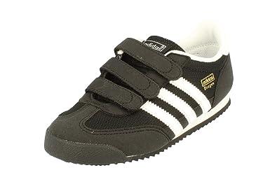 6c6e8fb754 adidas Originals Dragon CF Childrens Trainers (UK 10.5K US 11K EU 28.5