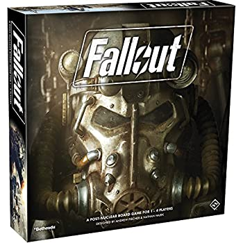 Fantasy Flight Games Fallout Board Games